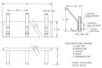 S10 Hook Panel
